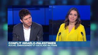 Conflit israélo-palestinien : un lourd bilan après une semaine d'affrontements violents