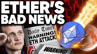 ETHEREUM Ethereum Has BAD NEWS!!! Big ETH Crash on this DAY!?