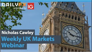 EUR/GBP GBP/USD, EUR/GBP and FTSE Outlook - UK Market Webinar
