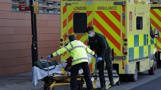 Großbritannien verzeichnet mehr als 100.000 Corona-Tote - Portugal will internationale Hilfe