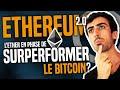 ETHEREUM 2.0 : L'Ether en phase de surperformer le bitcoin ?