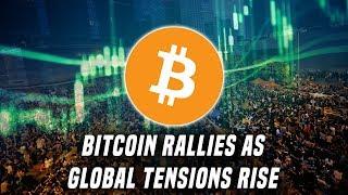 Bitcoin Bitcoin Rallies on Global Fear   Hong Kong, Trade War, & Central Bank Policies