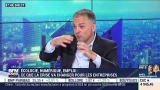 ATOS Elie Girard (Atos): Ecologie, numérique, emploi... ce que la crise va changer pour les entreprises