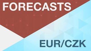 EUR/CZK Perspectives de l'EUR/CZK