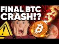 WARNING! There Will Be A FINAL BITCOIN CRASH!!