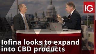 IOFINA ORD 1P Iofina looks to expand into CBD products