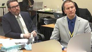 Ex-Polizist Derek Chauvin des Mordes an George Floyd schuldig gesprochen