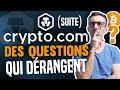CRYPTO.COM : Des questions qui dérangent? (Suite)