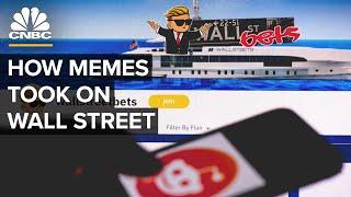 DOW JONES INDUSTRIAL AVERAGE How Memes Flipped Wall Street Upside Down
