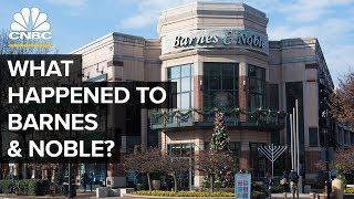 BARNES & NOBLE INC. The Rise And Fall Of Barnes & Noble