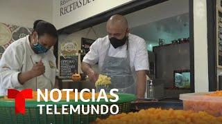 Cocineros colombianos se unen para darles de comer a miles de necesitados