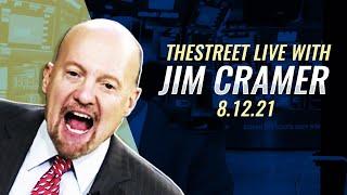 MICRON TECHNOLOGY INC. Micron, Moderna, PPI :Jim Cramer's Stock Market Breakdown - August 12
