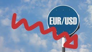 EUR/USD EURUSD pronto a CROLLARE?