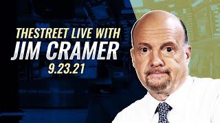 FACEBOOK INC. Fed, Facebook, Boeing, Evergrande: Jim Cramer's Stock Market Breakdown - September 23