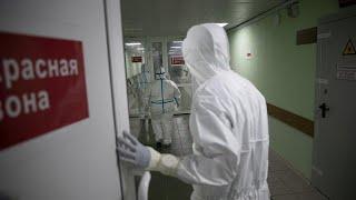 Coronavirus en Russie : la situation reste préoccupante à Moscou