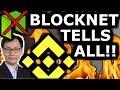 Erik Zhang Works For Binance. NEO Left Behind With Proof! Exclusive Blocknet Leak!!