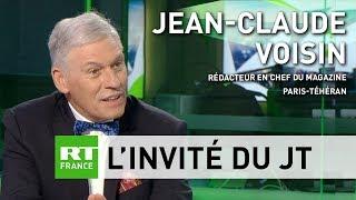 Jean-Claude Voisin : «Les Iraniens ne souhaitent pas un conflit […] Ils ne sont pas vindicatifs»