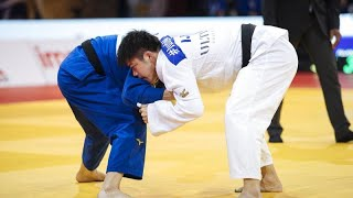 GOLD - USD Pariser Judo-Grand-Slam: Japan in Gold