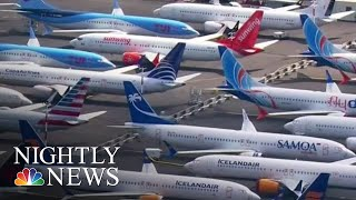 BOEING COMPANY THE FAA Holds Summit On Boeing 737 Max, Says No 'Target' Date On A Fix   NBC Nightly News
