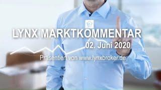 "DAX30 PERF INDEX DAX: ""The trend is your friend""   LYNX Marktkommentar"