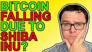 BITCOIN Shiba Inu Crashing Bitcoin!!! [HUGE Crypto News]