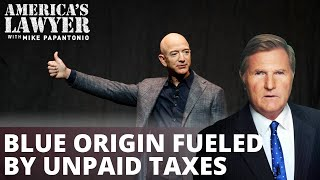 AMP LIMITED Dodged Taxes & Underpaid Workers Fueled Bezos Blast-Off