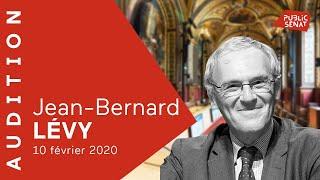 EDF Quel avenir pour EDF ? Audition de Jean-Bernard Lévy, PDG de l'entreprise