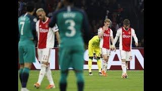 AJAX Laatste minuten Ajax - Tottenham: haalt Ajax de finale?