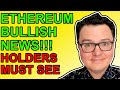 Ethereum Bullish Crypto News!