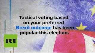 Tactical voting was the talk of #GE19 but was it actually effective? 🗳