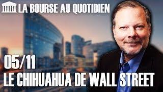 DOW JONES INDUSTRIAL AVERAGE Bourse au Quotidien - Le chihuahua de Wall Street