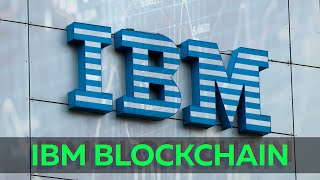 INTL. BUSINESS MACHINES IBM Blockchain Technology