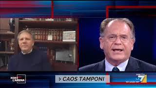 """Caos tamponi, Cecchi Paone contro il dott. D'Amore: """"Se la Campania è ridotta così è perché ..."""
