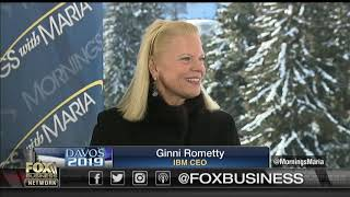 INTL. BUSINESS MACHINES IBM CEO: There needs to be precision regulation