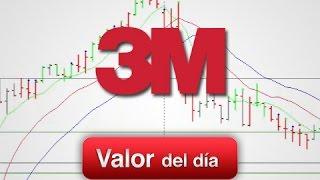 3M COMPANY Trading en 3M por Darío Redes en Estrategias Tv (31.08.16)