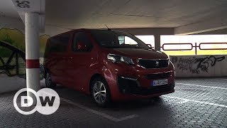 PEUGEOT Peugeot Traveller - one of three siblings | DW English
