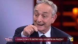 """Scontro CGIL, l'Avvocato Taormina: """"Se non fosse stato autorizzato nessuno sarebbe andato in CGIL"""""""