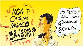 LIVE COMPANY GRP. ORD 1P Propaganda Live - Il cartoon di Makkox - L'onestà di essere Ernesto