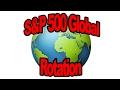 Rotation géographique et correction du S&P 500