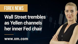 DOW JONES INDUSTRIAL AVERAGE Forex News: 05/05/2021 - Wall Street trembles as Yellen channels her inner Fed chair