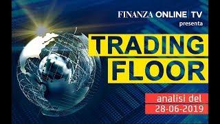BANCO BPM Ftse Mib: avvio senza direzione in attesa G20 di Osaka. Banco BPM sfida la resistenza a 1,83 euro