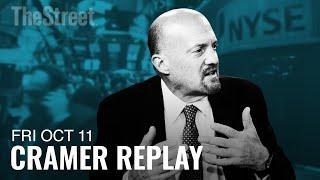 SAP SE O.N. Jim Cramer Tackles the U.S.-China Trade Talks and SAP's New CEOs