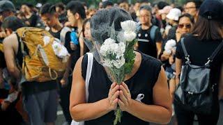 Nouvelle manifestation d'ampleur à Hong Kong