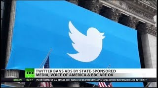 TWITTER INC. Twitter: arm of the state or private company?