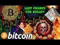 BITCOIN FINAL DEFENSE for BULLS!? LEVELS to WATCH! $BTC PONZI Collapse! Mark Cuban