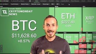 Bitcoin BITCOIN verso i 15K ?! - CryptoMonday News