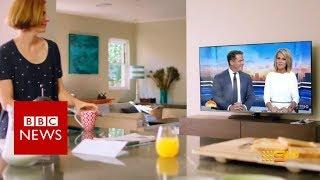Australia's Channel 9 news promo looks like BBC's version - BBC News