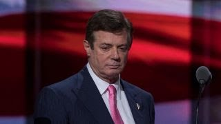 Manafort slams Gates for pleading guilty