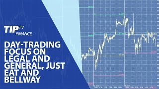 BELLWAY ORD 12.5P Day-trading focus on Legal and General, Just Eat and Bellway