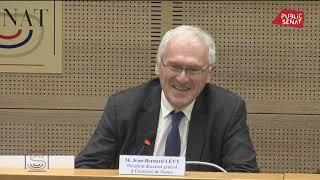 EDF Jean-Bernard Levy confirme que EDF prépare « les éléments d'une décision » sur la constructi